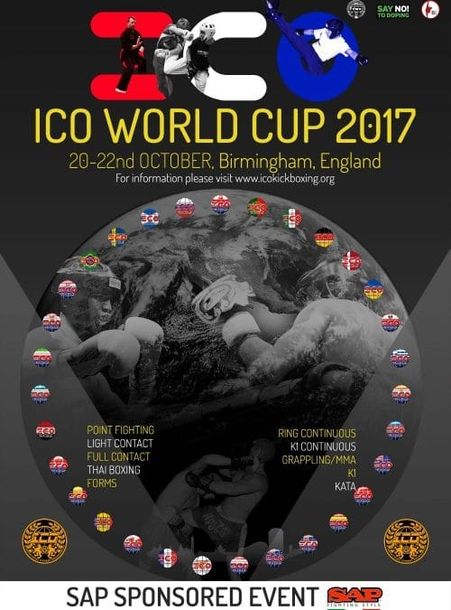 ICO WORLD CUP 2017