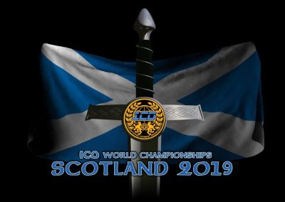 ico world championships Scotland 2019
